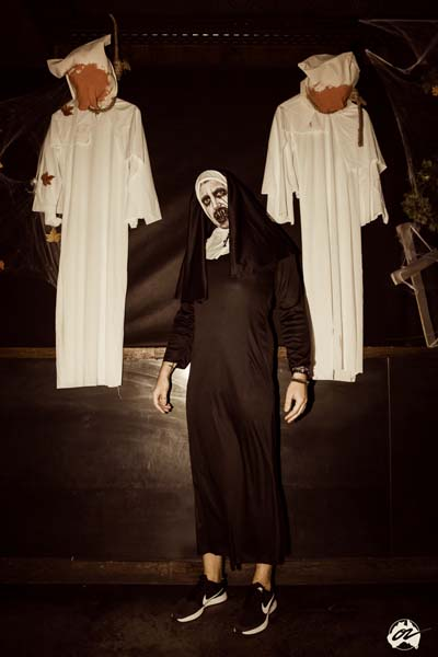 The Nun @ Chatelet - 107