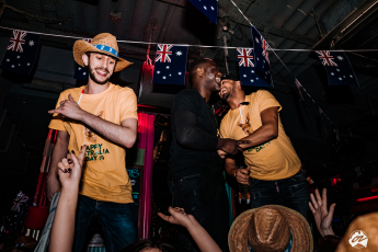 Australia Day @ Grands Boulevards - 105