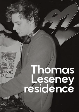 Thomas Leseney residence night