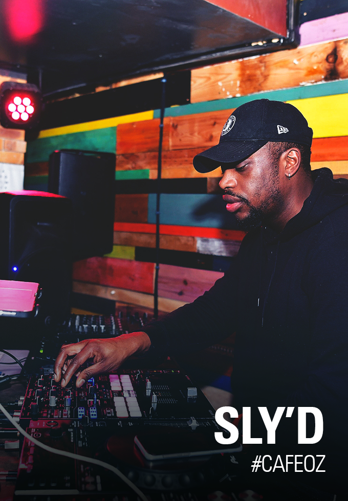 Mix by Sly'D
