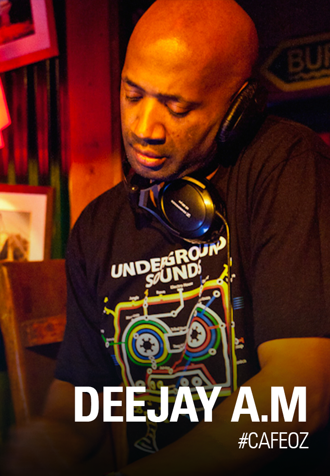 Mix by Deejay A.M